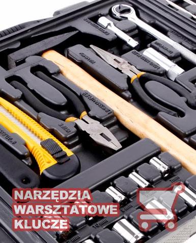 Narzędzia warsztatowe, klucze - bogata oferta !
